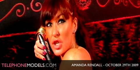 TelephoneModels.com Amanda Rendall Bangbabes October 29th 20091 Amanda Rendall   Bangbabes   October 29th 2009   Part 2
