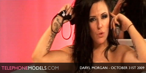 TelephoneModels.com Daryl Morgan Babestation October 31st 2009 Daryl Morgan   Babestation   October 31st 2009