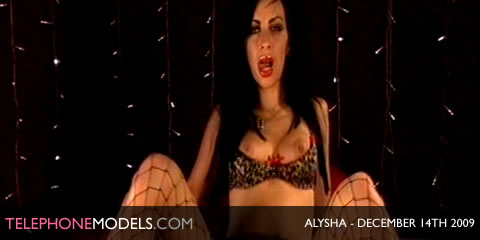 TelephoneModels.com Alysha Club Paradiso December 14th 2009 Alysha   Club Paradiso   December 14th 2009