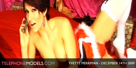 TelephoneModels.com Yvette Merriman Babestation December 14th 2009 Yvette Merriman   Babestation   December 14th 2009