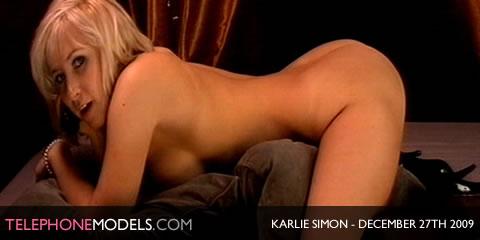 TelephoneModels.com Karlie Simon Club Paradiso December 27th 2009 Karlie Simon   Club Paradiso   December 27th 2009