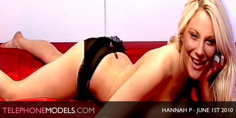 TelephoneModels.com Hannah P Elite TV June 1st 20101 Hannah P   Elite TV   June 1st 2010   Part 2