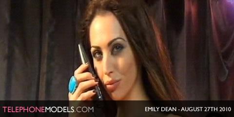 TelephoneModels.com Emily Dean Bang Babes August 27th 2010 Emily Dean   Bang Babes   August 27th 2010