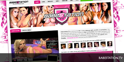 TelephoneModels.com Babestation Website Babestation   The Official Website