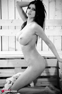TelephoneModels.com Lilly Roma May 19th 2011 2 200x300 Lilly Roma Nude In The Sauna