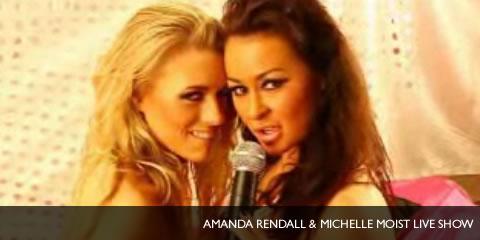 TelephoneModels.com Amanda Rendall Michelle Moist Shebang Live Show Amanda Rendall & Michelle Moist Live Show Tonight