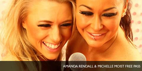 TelephoneModels.com Amanda Rendall Michelle Moist Shebang Free Pass Amanda Rendall & Michelle Moist Free Pass