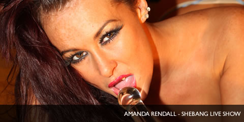TelephoneModels.com Amanda Rendall Shebang Live Show Shebang Live Show Schedule September 29th October 2nd 2011