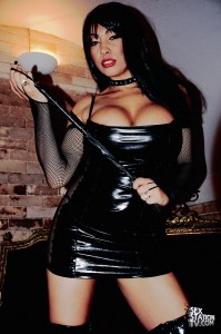 TelephoneModels.com Charmaine Sinclair Sex Station 003 199x300 Dominatrix Charmaine Sinclair