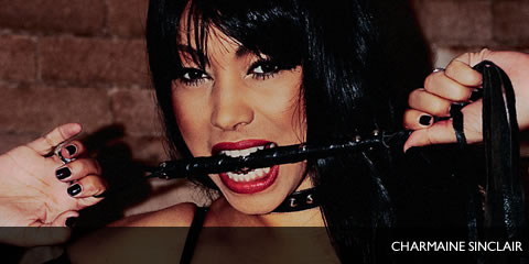 TelephoneModels.com Charmaine Sinclair Sex Station Dominatrix Charmaine Sinclair