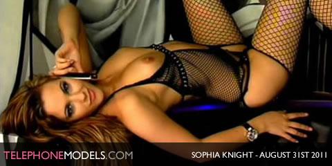 TelephoneModels.com Sophia Knight Elite TV August 31st 2011 Sophia Knight   Elite TV   August 31st 2011   Part 1