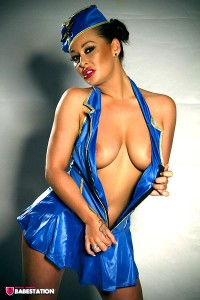 TelephoneModels.com Amanda Rendall September 26th 2011 1 200x300 Amanda Rendall Naked Air Stewardess