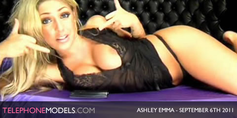 TelephoneModels.com Ashley Emma Elite TV September 6th 2011 Ashley Emma   Elite TV   September 6th 2011