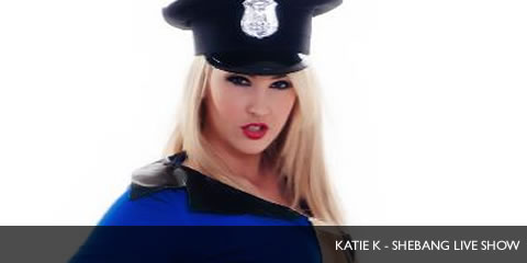 TelephoneModels.com Katie K Shebang Live Show Katie K & Amanda Rendall Shebang Live Show Tonight