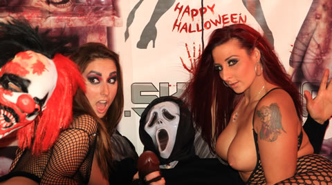 TelephoneModels.com Happy Halloween Happy Halloween from Telephone Models