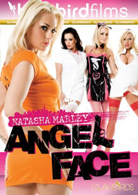 Natasha Marley Angel Face Cover Anna Lovato   Natasha Marley Angel Face by Bluebird Films