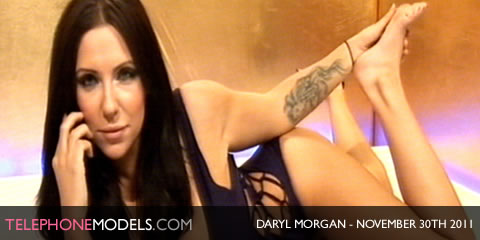 TelephoneModels.com Daryl Morgan Babestation November 30th 2011 Daryl Morgan   Babestation   November 30th 2011
