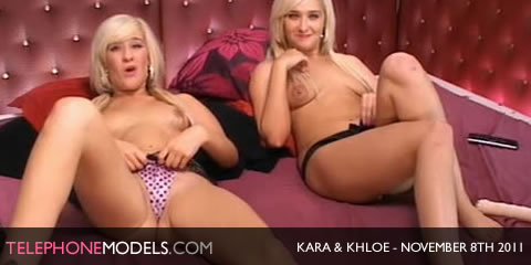 TelephoneModels.com Kara Khloe Sex Station November 8th 20111 Khloe & Kara   Sex Station   November 8th 2011   Part 2
