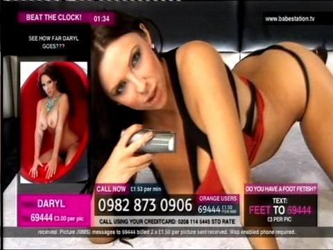 TelephoneModels.com Daryl Morgan Babestation December 14th 2011 002 Daryl Morgan   Babestation   December 14th 2011