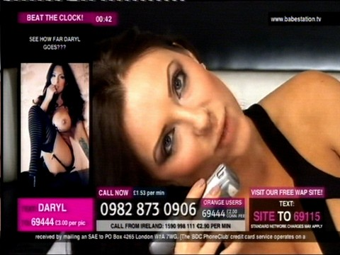 TelephoneModels.com Daryl Morgan Babestation December 14th 2011 009 Daryl Morgan   Babestation   December 14th 2011