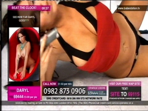 TelephoneModels.com Daryl Morgan Babestation December 14th 2011 010 Daryl Morgan   Babestation   December 14th 2011