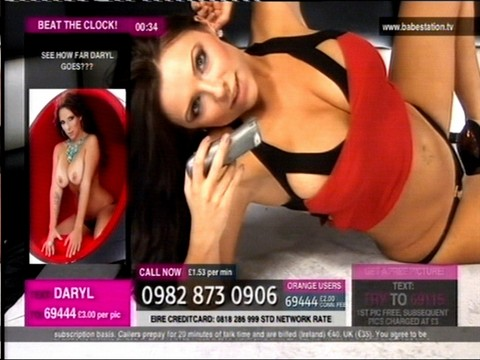 TelephoneModels.com Daryl Morgan Babestation December 14th 2011 011 Daryl Morgan   Babestation   December 14th 2011