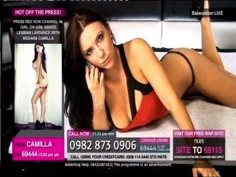 TelephoneModels.com Daryl Morgan Babestation December 14th 2011 021 Daryl Morgan   Babestation   December 14th 2011