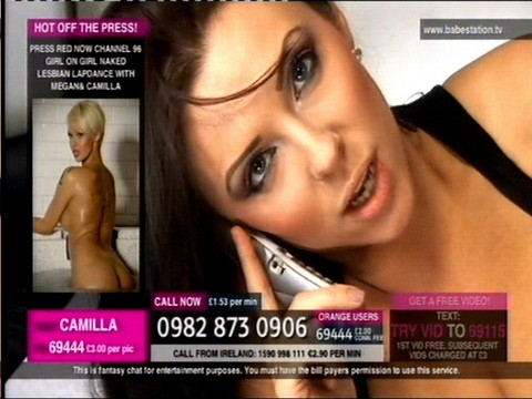 TelephoneModels.com Daryl Morgan Babestation December 14th 2011 036 Daryl Morgan   Babestation   December 14th 2011