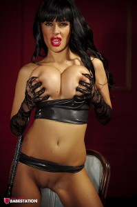 TelephoneModels.com Ree Petra December 15th 2011 2 199x300 Ree Petra PVC and Whips Babestation Shoot