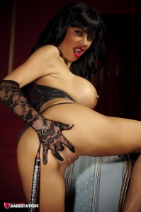 TelephoneModels.com Ree Petra December 15th 2011 3 199x300 Ree Petra PVC and Whips Babestation Shoot