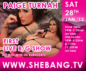 300x2502 Paige Turnah Shebang Live Hardcore Boy/Girl Show Tonight