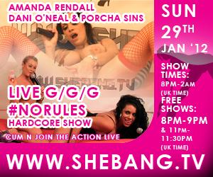 300x250c Amanda Rendall, Porcha Sins & Dani ONeal Shebang Live G/G/G Show Tonight