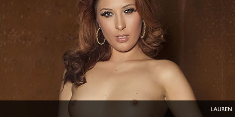 TelephoneModels.com Lauren Babestation November 10th 2012 Lauren Stripping Naked For Babestation