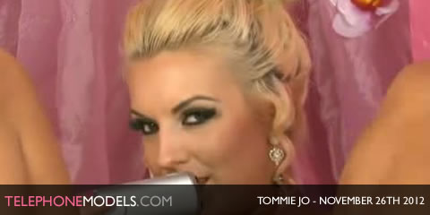 TelephoneModels.com Tommie Jo Bluebird TV November 26th 2012 Tommie Jo   Bluebird TV   November 26th 2012