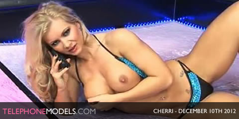 TelephoneModels.com Cherri Babestation TV December 10th 2012 Cherri   Babestation TV   December 10th 2012