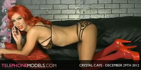 TelephoneModels.com Crystal Gaye Bluebird TV December 29th 20121 Crystal Caye   Bluebird TV   December 29th 2012