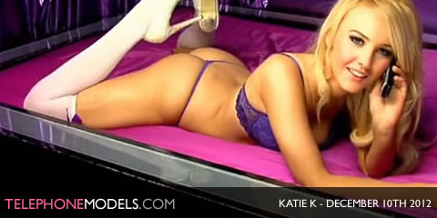 TelephoneModels.com Katie K Studio 66 TV December 10th 2012 Katie K   Studio 66 TV   December 10th 2012