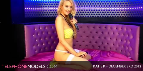 TelephoneModels.com Katie K Studio 66 TV December 3rd 2012 Katie K   Studio 66 TV   December 3rd 2012