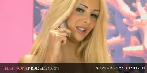 TelephoneModels.com Stevie Bluebird TV December 12th 2012 Stevie   Bluebird TV   December 12th 2012