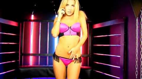 TelephoneModels.com Becky Roberts Studio 66 TV January 2nd 2013 17 Becky Roberts   Studio 66 TV   January 2nd 2013