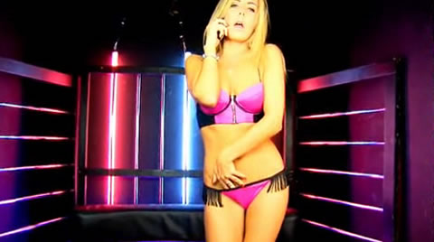 TelephoneModels.com Becky Roberts Studio 66 TV January 2nd 2013 18 Becky Roberts   Studio 66 TV   January 2nd 2013