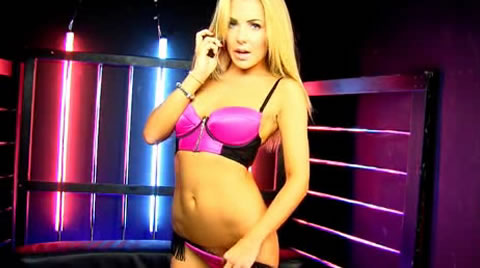 TelephoneModels.com Becky Roberts Studio 66 TV January 2nd 2013 22 Becky Roberts   Studio 66 TV   January 2nd 2013