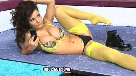 TelephoneModels.com Tiffany Chambers Babestation January 26th 2013 05 480x269 Tiffany Chambers   Babestation   January 26th 2013