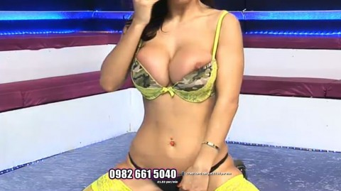 TelephoneModels.com Tiffany Chambers Babestation January 26th 2013 09 480x269 Tiffany Chambers   Babestation   January 26th 2013