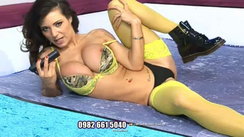 TelephoneModels.com Tiffany Chambers Babestation January 26th 2013 16 480x269 Tiffany Chambers   Babestation   January 26th 2013