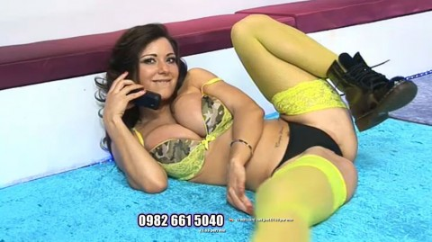 TelephoneModels.com Tiffany Chambers Babestation January 26th 2013 17 480x269 Tiffany Chambers   Babestation   January 26th 2013