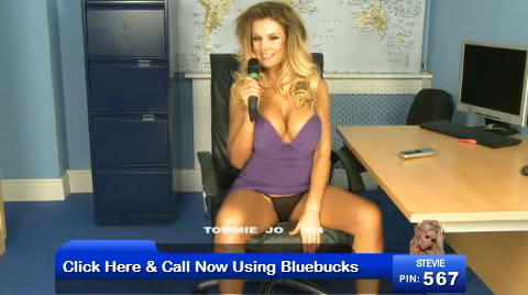 TelephoneModels.com Tommie Jo Bluebird TV January 12th 2013 17 Tommie Jo   Bluebird TV   January 12th 2013
