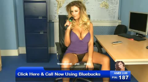 TelephoneModels.com Tommie Jo Bluebird TV January 12th 2013 18 Tommie Jo   Bluebird TV   January 12th 2013