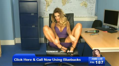 TelephoneModels.com Tommie Jo Bluebird TV January 12th 2013 20 Tommie Jo   Bluebird TV   January 12th 2013