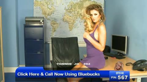 TelephoneModels.com Tommie Jo Bluebird TV January 12th 2013 21 Tommie Jo   Bluebird TV   January 12th 2013